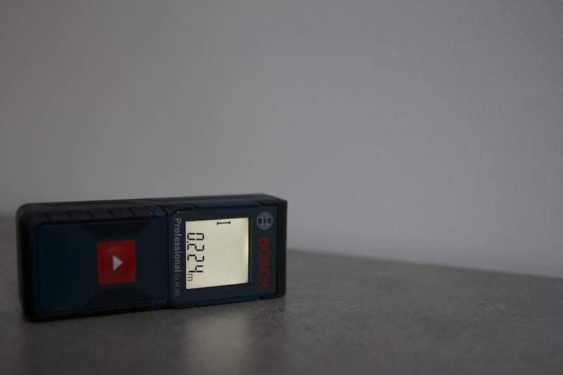 Telemetre laser bosch pro finest telemetre laser glm rail r portee m tlmetre with telemetre - Metre laser bosch ...