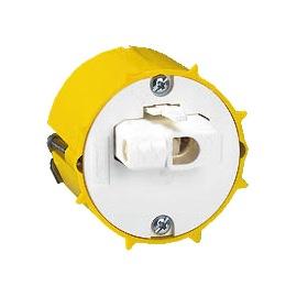 installation-electrique-Dispositif-connexion-Luminaire-applique