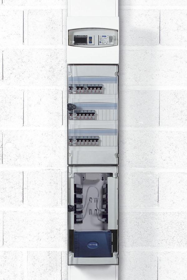La gaine technique de logement tout ce que vous devez savoir sur la gtl - Dimension tableau electrique ...
