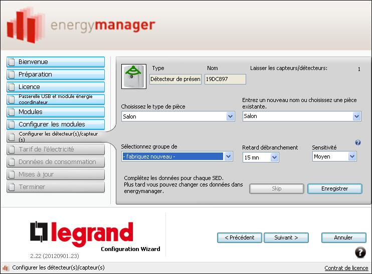 EnergyManager by Legrand