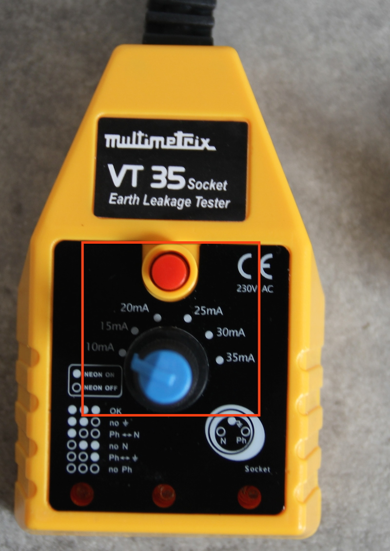multimetrix vt 35