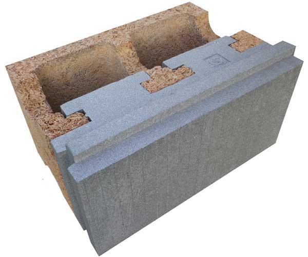 Les mat riaux sur un chantier en lectricit - Panel madera cemento ...