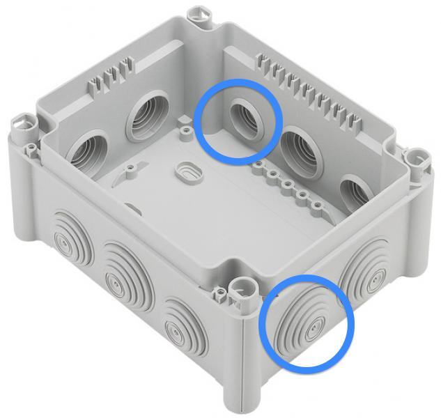 La boite de d rivation en lectricit n 39 aura plus de - Boite pour ranger les fils electriques ...