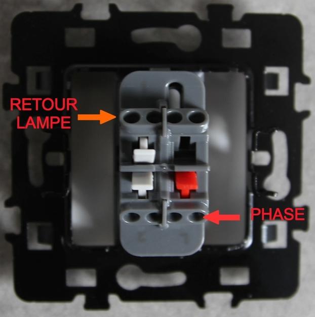 Branchement d 39 un interrupteur tout savoir sur le cablage - Schema simple allumage ...