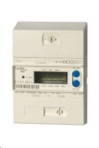 Le compteur électrique mesure la consommation électrique du logement