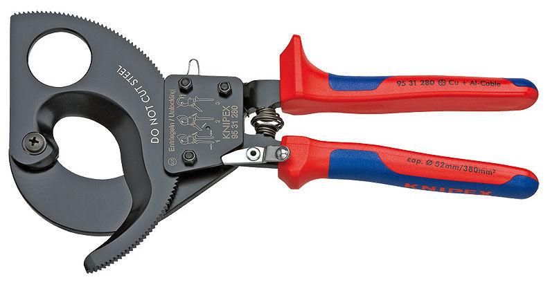 Couper les cables lectriques d 39 alimentation de gros diam tres - Electricite coupe pour impaye ...