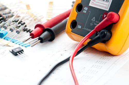 Mesure et test de continuit lectrique explication et - Tester fil electrique avec multimetre ...