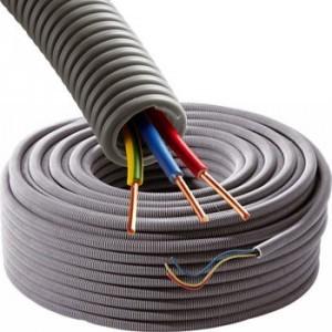 La liste de mat riel lectrique pour faire une installation compl te - Comment tirer un cable electrique dans une gaine ...