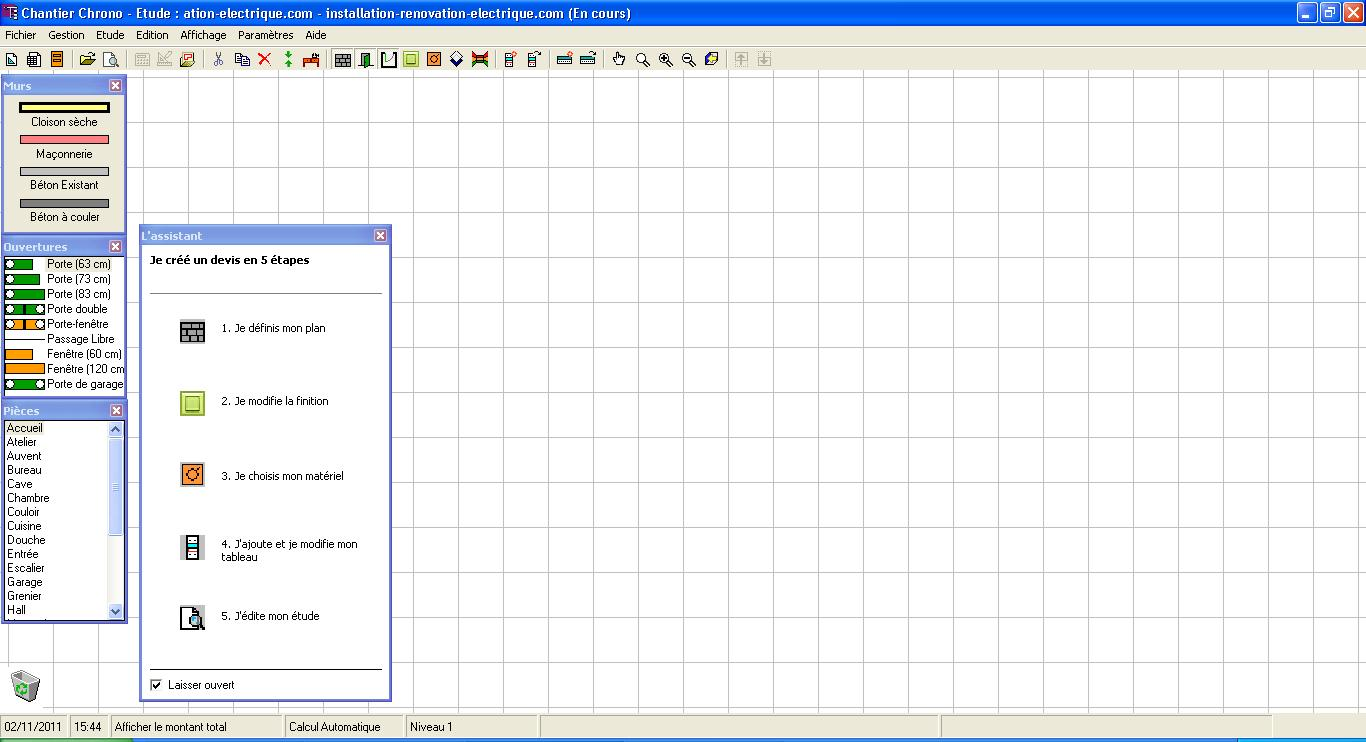 Logiciel renovation maison stunning logiciel pour faire for Logiciel plan maison simple