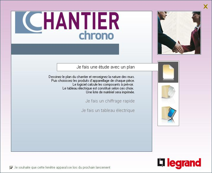 chrono chantier
