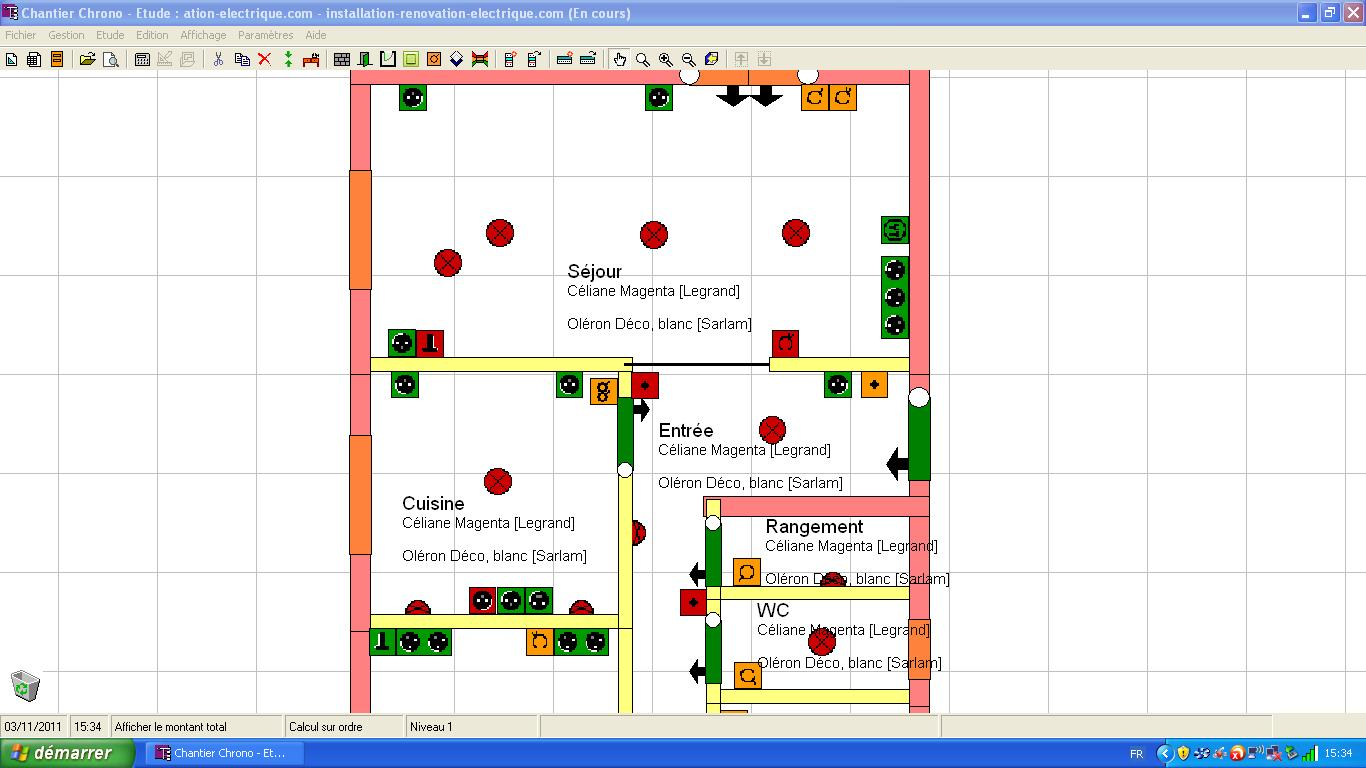 Logiciel creation plan maison photos de conception de for Logiciel creation plan maison
