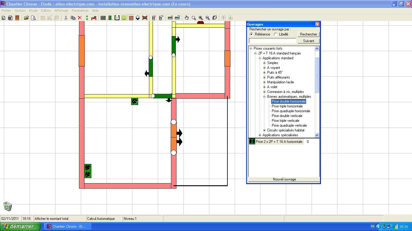 logiciel pour installation electrique domestique chantier With superb logiciel de plan maison 9 logiciel pour installation electrique domestique chantier