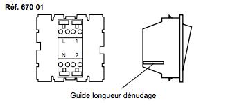 branchement d 39 un interrupteur tout ce que vous devez savoir. Black Bedroom Furniture Sets. Home Design Ideas