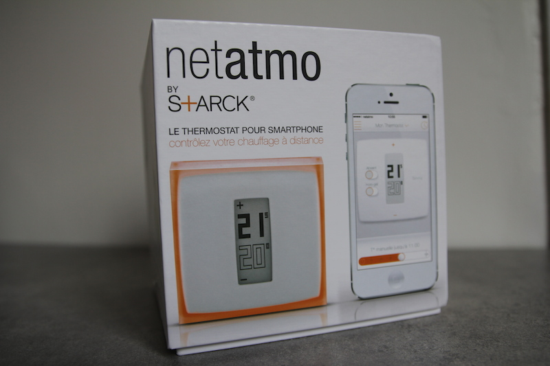thermostat netatmo pilotez votre chaudi re tout en r alisant des conomies. Black Bedroom Furniture Sets. Home Design Ideas