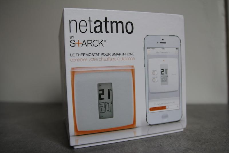 thermostat netatmo pilotez votre chaudi re tout en r alisant des conomies. Black Bedroom Furniture Sets. Home Design Ideas