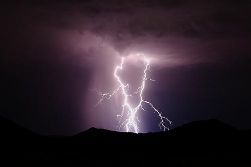 installation électrique foudre orage