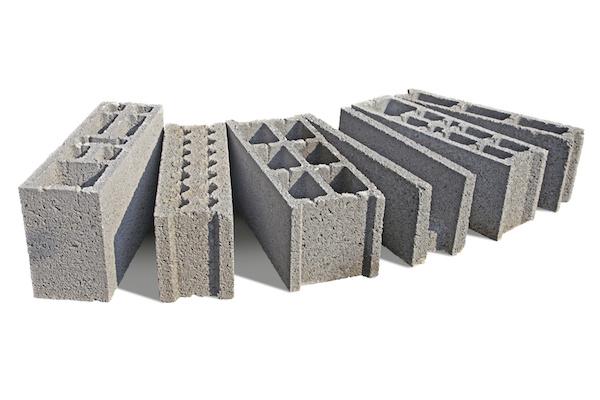 Les mat riaux sur un chantier en lectricit - Type de materiaux de construction ...