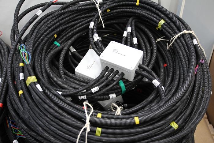 installation pieuvre électrique