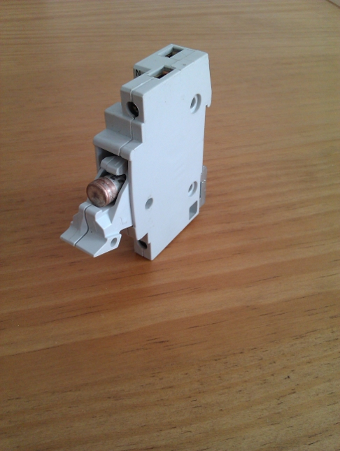 Le porte fusible est une protection du tableau électrique