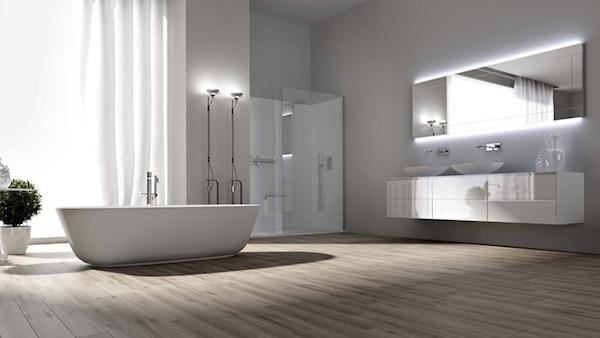 Prise encastr e au sol tout ce qu 39 il faut savoir sur la - Salle de bain vert et marron ...