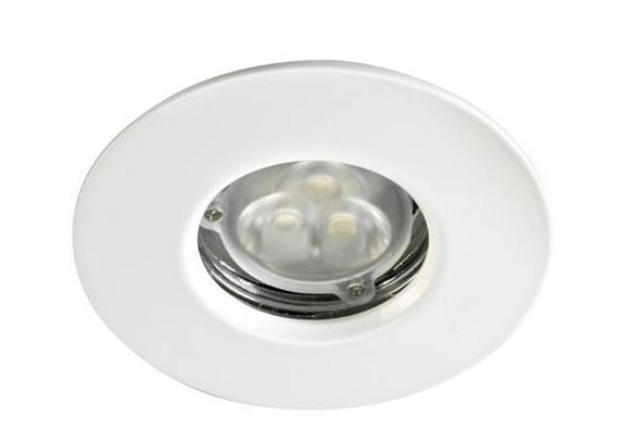 Spot Salle De Bain Norme : Spot Aric IP65 étanche pour fixer au dessus de la douche