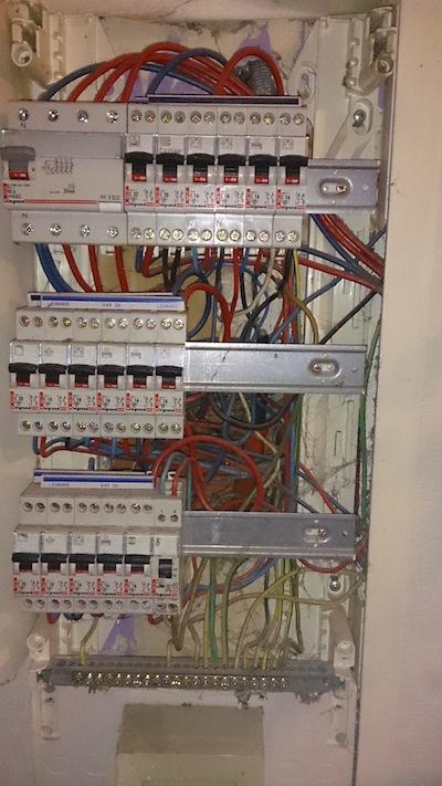H07vk le fil souple lectrique pour le tableau lectrique - Raccorder 2 tableaux electrique ...