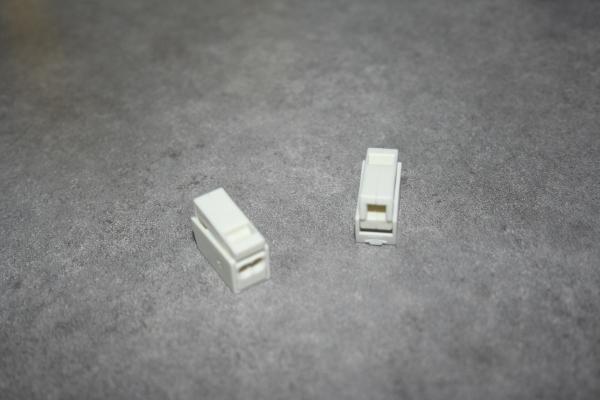 wago fils souple rigide luminaire