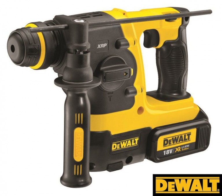 J'ai commandé un perforateur burineur DEWALT DC213KL sur www.maxoutil.com