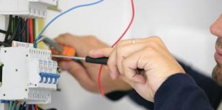 branchement dans tableau électrique