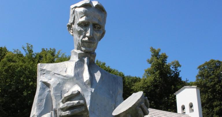 Un personnage sans qui mon blog n'existerait pas: Nikola Tesla