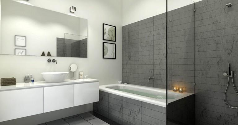 Tableau électrique dans la salle de bain, autorisé?