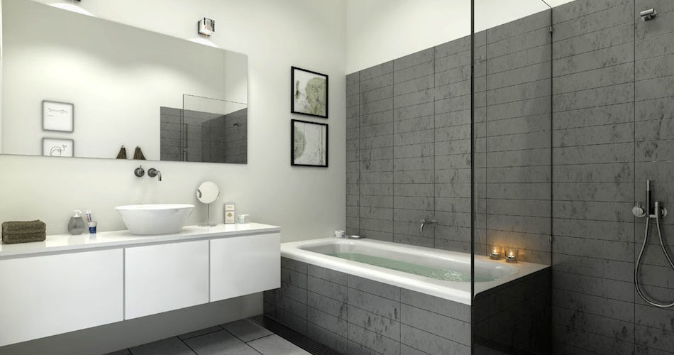 tableau lectrique dans la salle de bain autoris. Black Bedroom Furniture Sets. Home Design Ideas