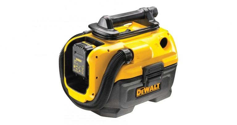 Aspirateur Dewalt DCV582, portabilité et efficacité