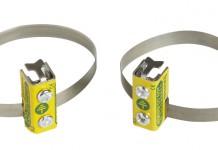 Liaison à la terre tuyau métallique collier