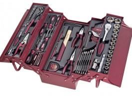 caisse à outils électricien