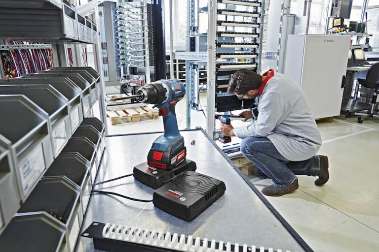 Visseuse Bosch GSR 18V EC: Un outil électroportatif 2.0
