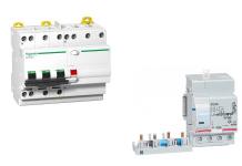 Protection électrique du tableau, disjoncteur différentiel
