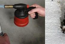 boule chauffante d'électricien