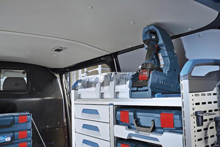 Holster de charge à induction Bosch: Dégainez votre visseuse toujours chargée