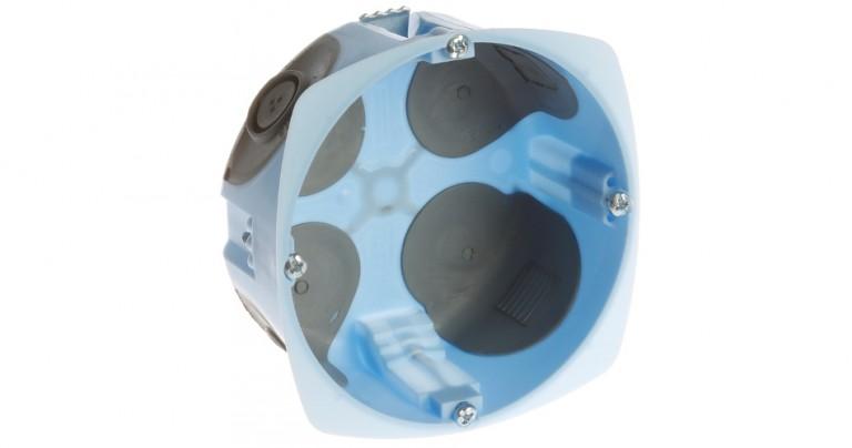 Boite d'encastrement 85mm de diamètre pour la prise électrique 32A