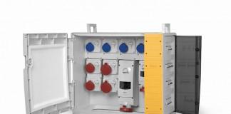 tableau électrique de chantier