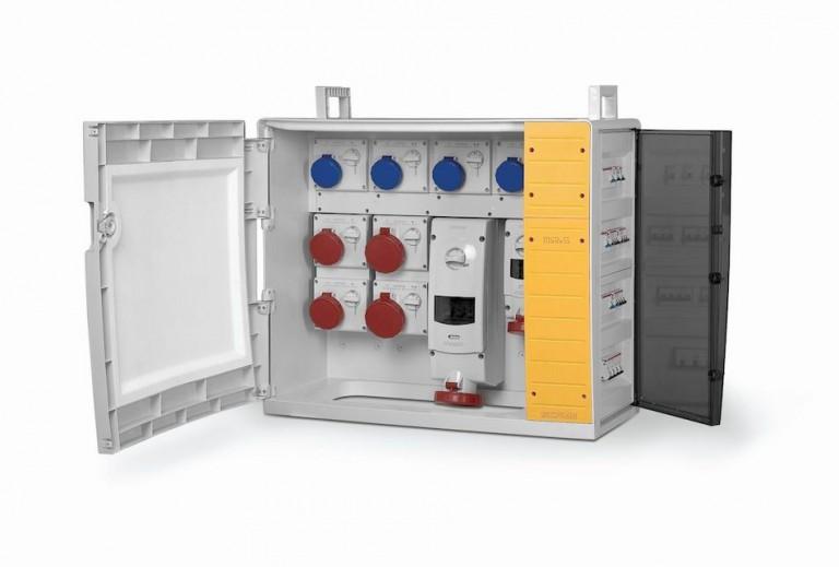 Choisir un tableau électrique de chantier ou coffret de chantier provisoire