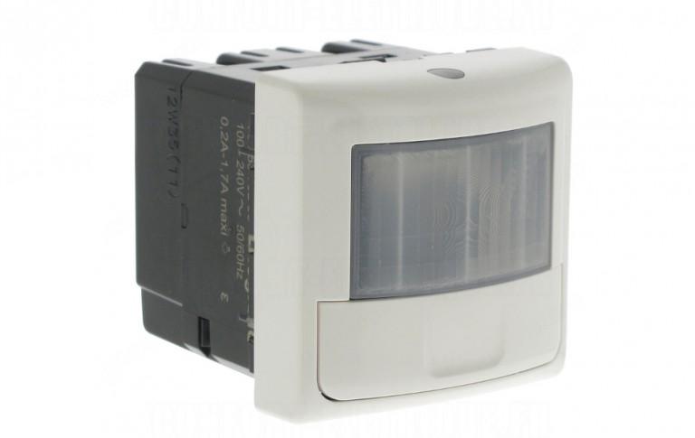 Installer un détecteur 2 fils sans neutre ou 3 fils à la place d'un interrupteur