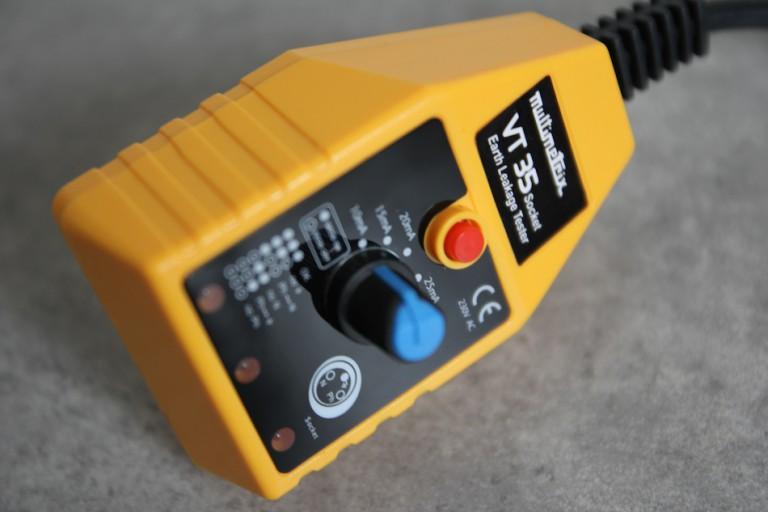 Multimetrix VT 35: Testez vos prises et interrupteurs différentiels