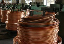 calcul section cable terre