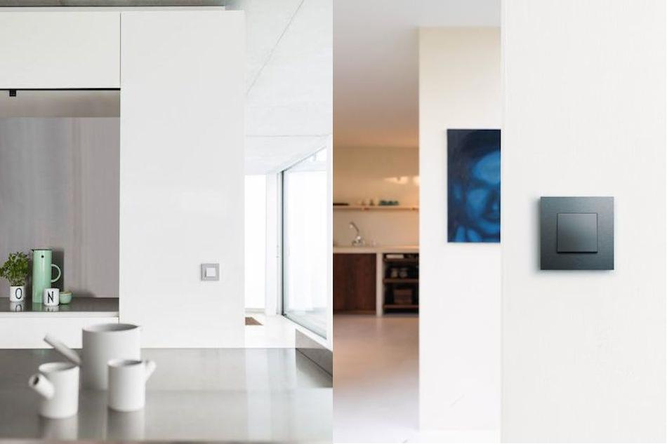 niko switch l 39 appareillage lectrique install chez vous. Black Bedroom Furniture Sets. Home Design Ideas