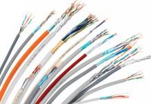 cable pour réseau de courant faible