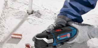 test outil Multifonction Bosch pro GOP 18V-EC