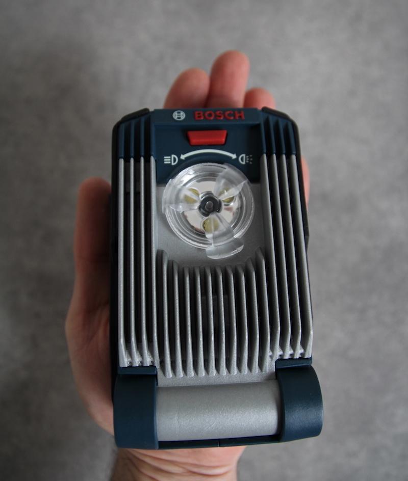 dimensions GLI VARILED Bosch avis produit 0 601 443 400