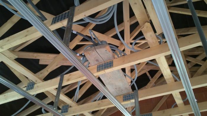 Combien faut il de temps pour faire une installation - Combien de temps pour peindre un plafond ...
